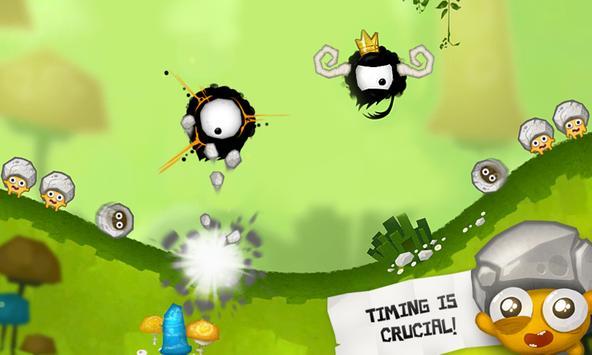 Pebble Universe Free screenshot 1