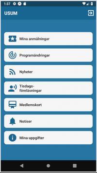 Uppsala Senioruniversitet poster
