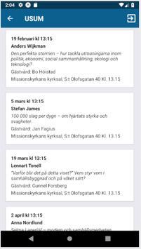 Uppsala Senioruniversitet screenshot 1