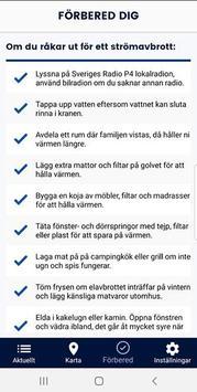 Krisinformation.se Screenshot 3