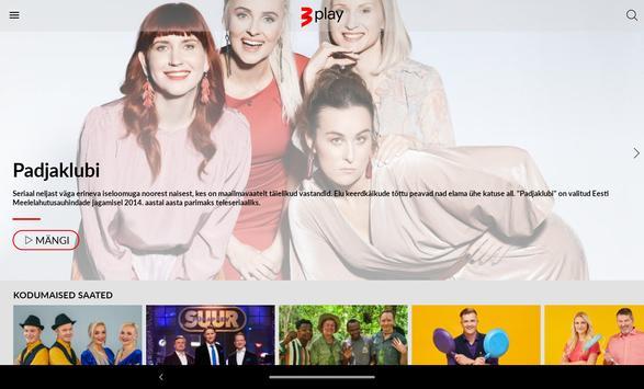 TV3 Play Eesti screenshot 4