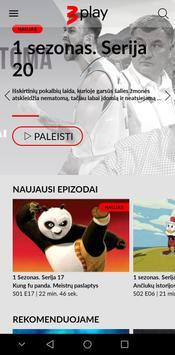 TV3 Play Lietuva poster