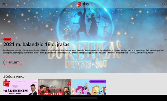 TV3 Play Lietuva screenshot 4