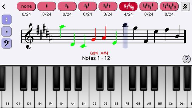 Piano Trainer ポスター