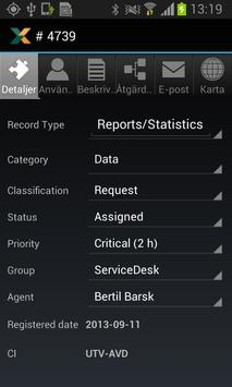 Nilex Mobile Helpdesk screenshot 1