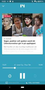 Sveriges Radio Play screenshot 1