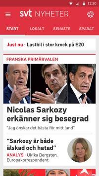 SVT Nyheter poster