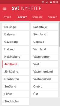 SVT Nyheter screenshot 11
