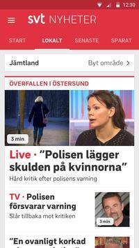 SVT Nyheter screenshot 12