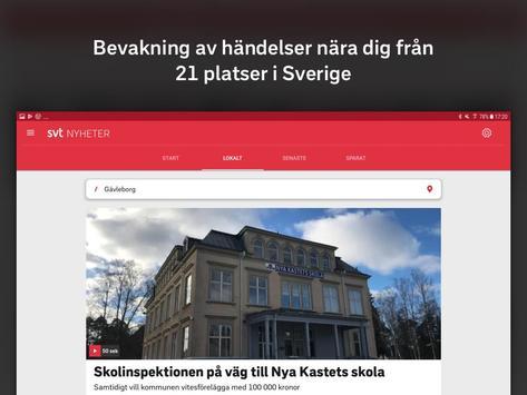 SVT Nyheter screenshot 7