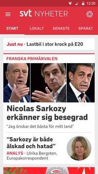 SVT Nyheter screenshot 8