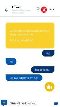 Sverige Pratar screenshot 1