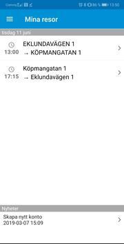 Serviceresor Örebro screenshot 3
