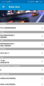 Serviceresor Örebro screenshot 2