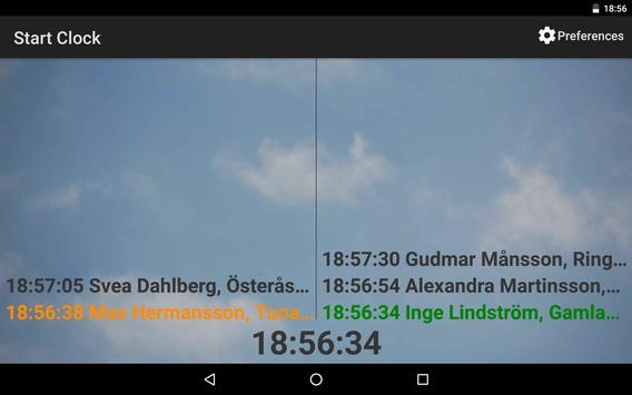 Go! - Start Clock screenshot 22