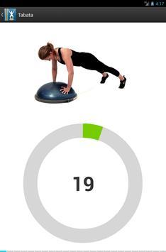 Virtual Trainer Bosu Ball Screenshot 15