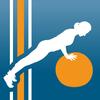 Virtual Trainer Gym Ball icon
