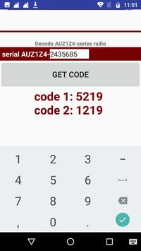Code for AUZ1Z4 poster