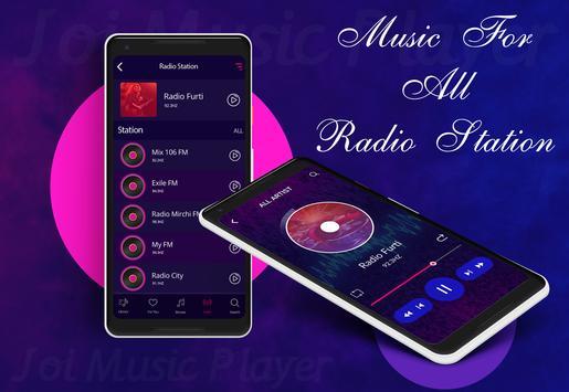 Joi Music Pro : Free Music & Radio Streaming tips screenshot 3