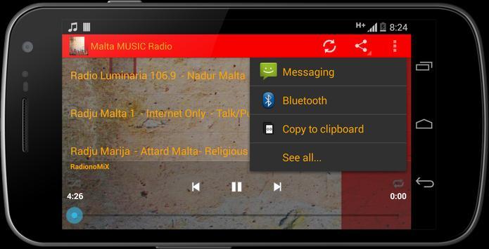 Malta MUSIC Radio screenshot 14