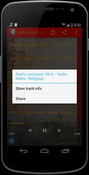 Malta MUSIC Radio screenshot 3