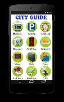 Lyon Guide screenshot 1
