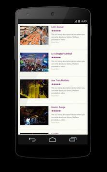 Lyon Guide screenshot 3