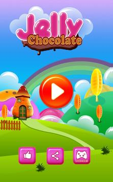 Jelly Chocolate poster