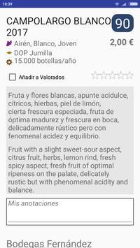 Guía de Vinos y Aceites de España 2018 screenshot 2