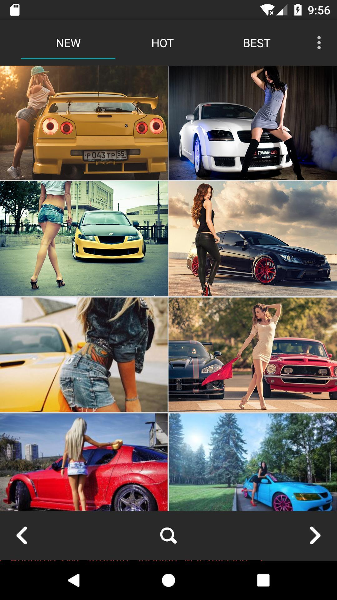 Sexy Car Girls Wallpapers Hd 4k Car Super Model For Android Apk Download