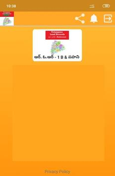 Search Telangana Land Records Online poster