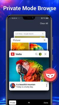 Browser Lite - Cepat & Aman screenshot 6