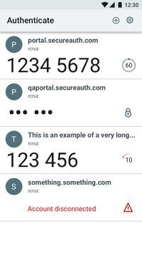 SecureAuth Authenticate screenshot 2