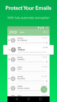 p≡p - The pEp email client with Encryption poster