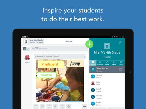 Seesaw: The Learning Journal 截图 5