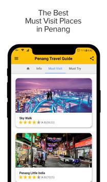 Penang Travel Guide screenshot 1