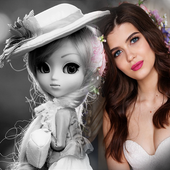 Doll Photo Frames - Doll Photo Editor icon