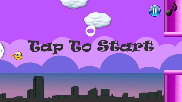 Flappy Nerd poster