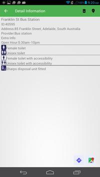 Where is Public Toilet captura de pantalla 4