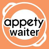 appety waiter icon