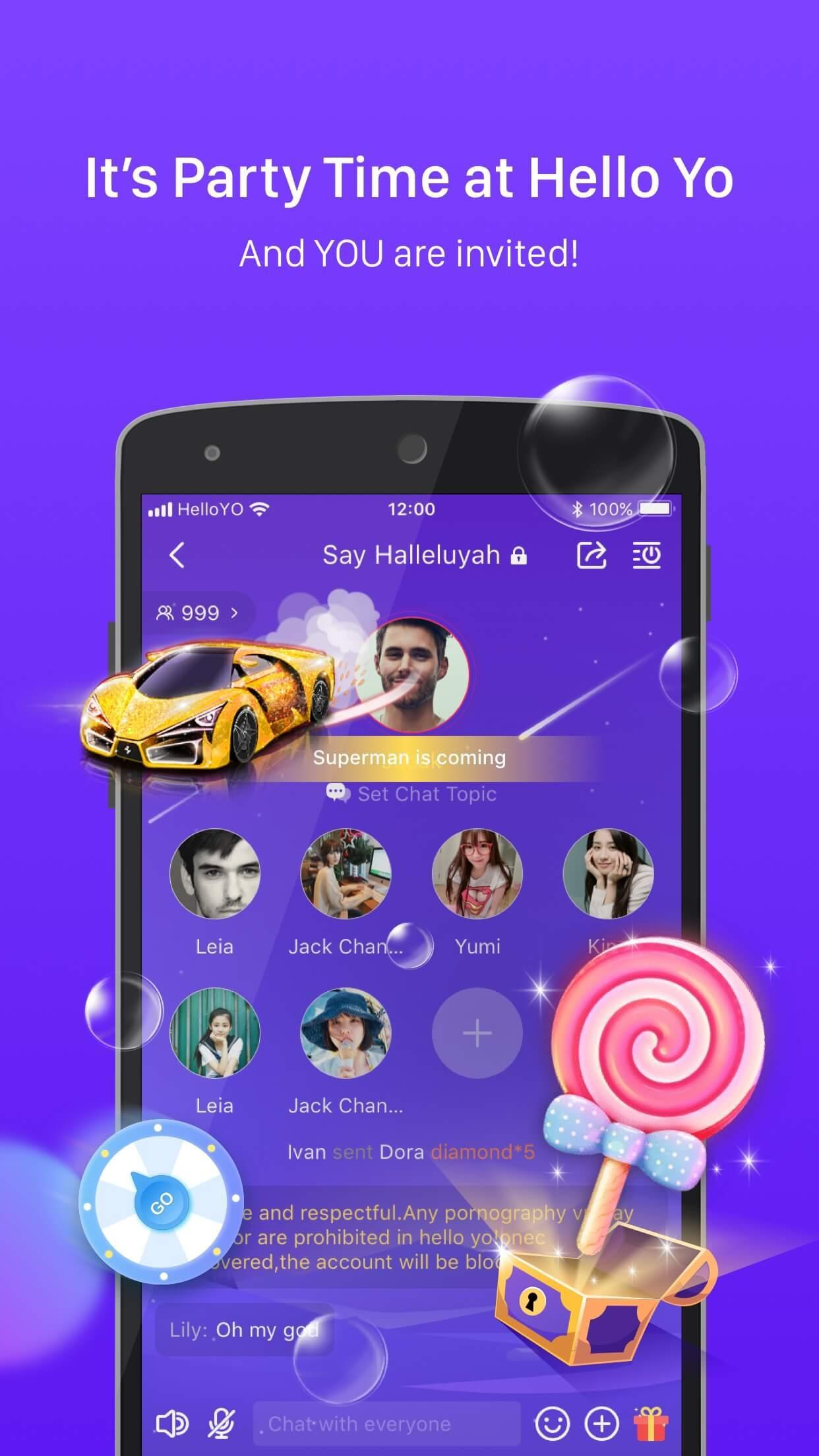 Hello Yo for Android - APK Download