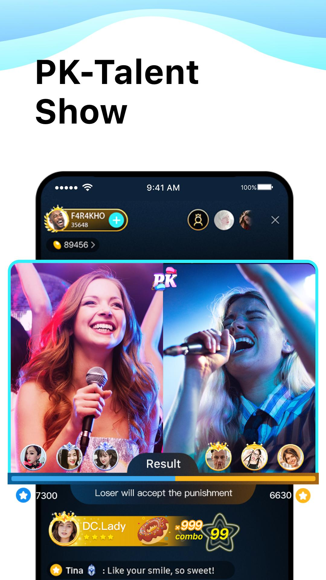 BIGO LIVE–Live Stream, Video Chat, Make Friends poster