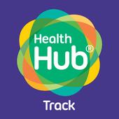 HealthHub Track icon