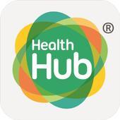 HealthHub アイコン