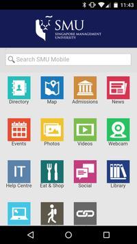 SMU Mobile poster