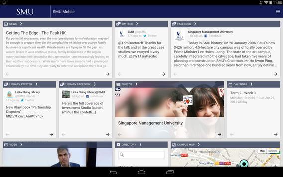 SMU Mobile screenshot 8