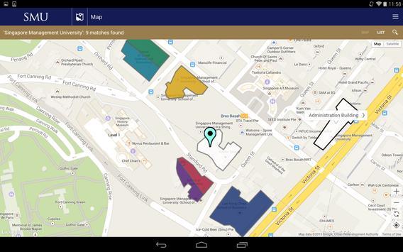 SMU Mobile screenshot 9
