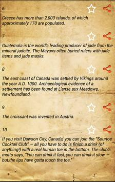 Interesting Facts: Countries screenshot 1
