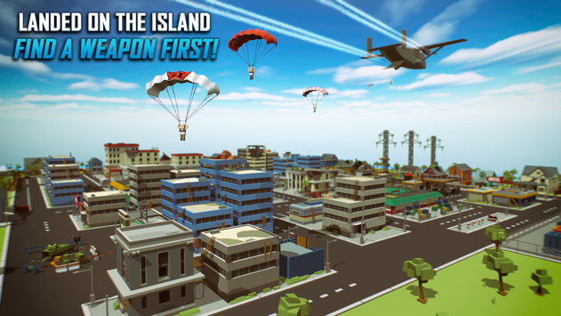 Players Unknown Battle Grand screenshot 5