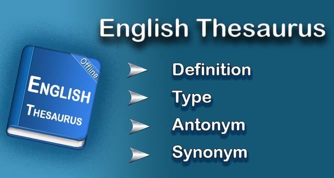 English Thesaurus screenshot 8